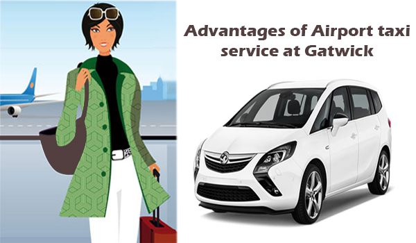 Gatwick Airport Taxi Transfer Service