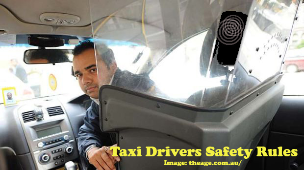 taxi drivers basic safety tips - gatwick airport taxi service