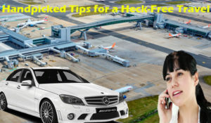 Hire a Taxi to Gatwick check few tips